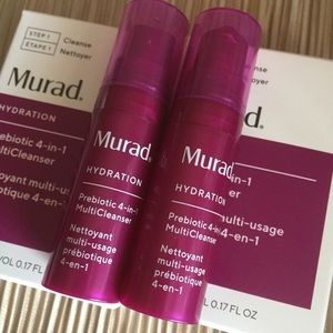 2 MURAD HYDRATION MULTICLEANSER 5ml